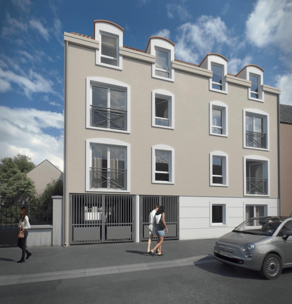 Programme immobilier neuf villa parisienne 77200 torcy for Programme immobilier neuf region parisienne