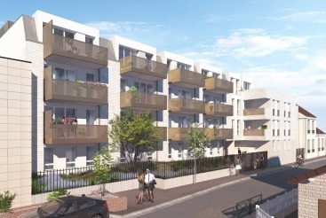 Programme Immobilier Neuf Residence ArHome 94140 Alfortville
