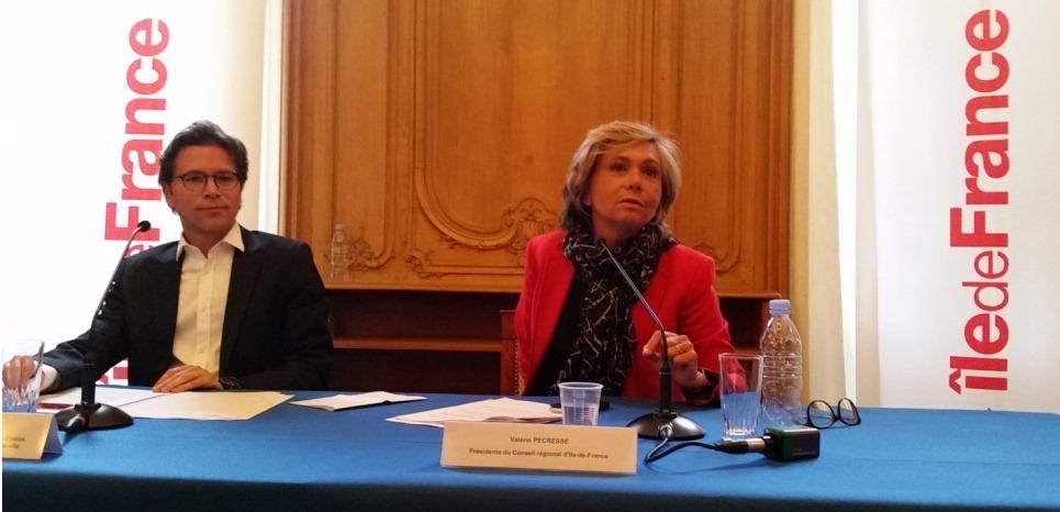 Valérie Pécresse et Geoffroy Didier ont dévoilé leurs priorités en matière de logement et de politique de la ville pour les prochains mois.