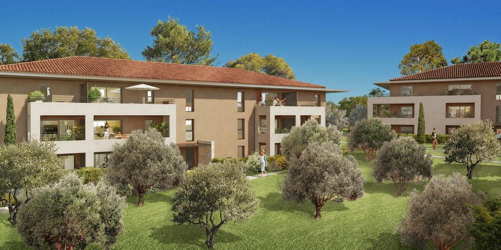 Immobilier Neuf Aix En Provence : programme immobilier neuf le belmont aix en provence ~ Pogadajmy.info Styles, Décorations et Voitures