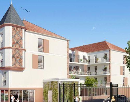programme immobilier neuf domaine de morvrains villiers sur marne 94350. Black Bedroom Furniture Sets. Home Design Ideas