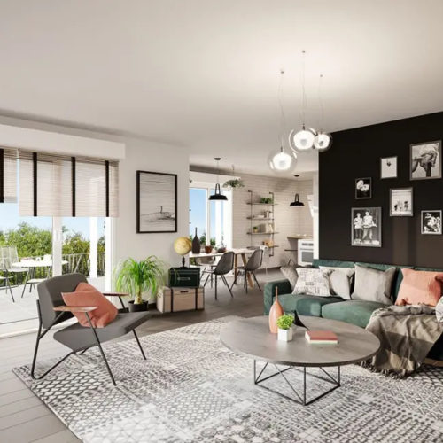 Programme immobilier neuf le hameau de longueil maisons - Piscine maisons laffitte horaires ...